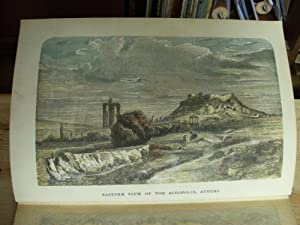 THE PICTORIAL TOUR OF THE WORLD comprising pen and pencil sketches of Travel, Incident, Adventure, ...