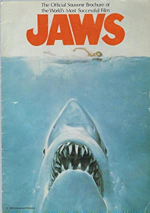 Jaws. Official Souvenir Brochure of Jaws: Universal Pictures