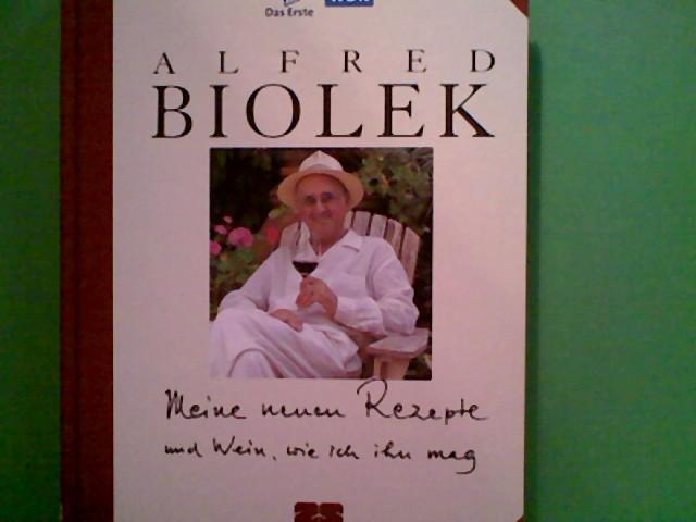 Meine rezepte alfredissimo von alfred biolek zvab for Kochen mit biolek