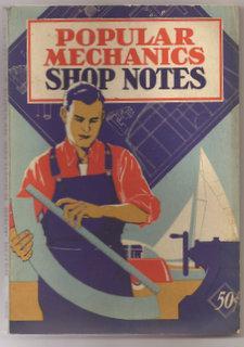 Popular Mechanics Shop Notes: Volume 35; 1939: Various