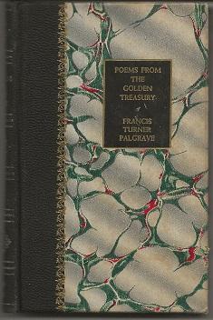 Frances turner palgrave golden treasury first edition abebooks.