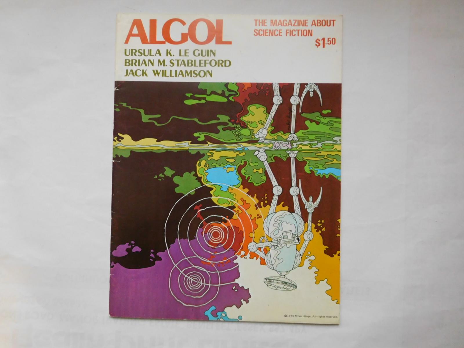 ALGOL, Winter 1976 (Very Fine Copy)