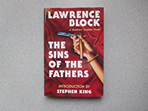 THE SINS OF THE FATHERS (Very Fine: Block, Lawrence