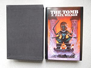 THE TOMB (Immaculate Signed Limited Edition in: Wilson, F. Paul