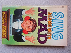SING ALONG WITH MAD (MAD Magazine Paperback): Jacobs, Frank