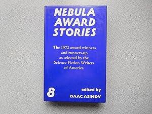 NEBULA AWARD STORIES 8 (Pristine First UK: Asimov, Isaac (Editor)