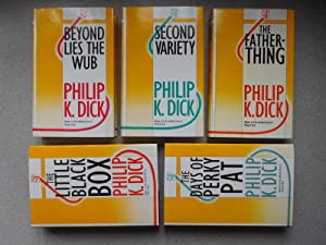 THE COLLECTED STORIES OF PHILIP K. DICK: Dick, Philip K.