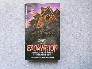 EXCAVATION (About Fine Copy): Rasnic Tem, Steve