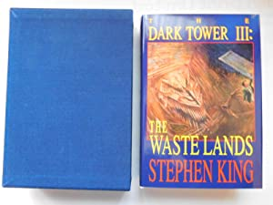 DARK TOWER III: THE WASTELANDS (aka WASTE: King, Stephen