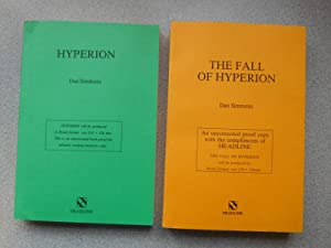 HYPERION / and / THE FALL OF: Simmons, Dan