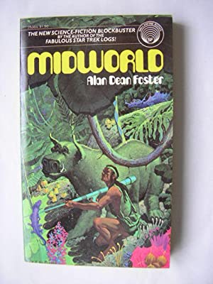 MIDWORLD (Very Fine Signed First PAPERBACK Edition): Foster, Alan Dean