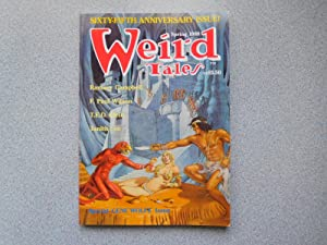 WEIRD TALES NO 290: SPECIAL GENE WOLFE: Ramsey Campbell, F