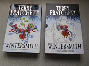WINTERSMITH (Pristine Signed Limited Edition): Pratchett, Terry