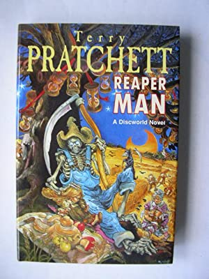 REAPER MAN (Pristine First Edition Signed by: Pratchett, Terry