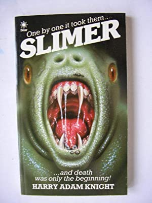 SLIMER (Very Fine Signed First Edition): Knight, Harry Adam