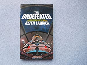 THE UNDEFEATED (Very Fine First Edition): Laumer, Keith