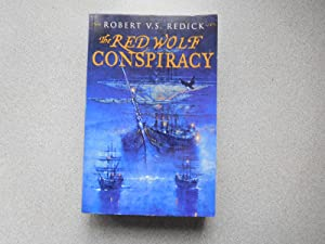 THE RED WOLF CONSPIRACY; CATHRAND VOYAGE VOLUME: Redick, Robert