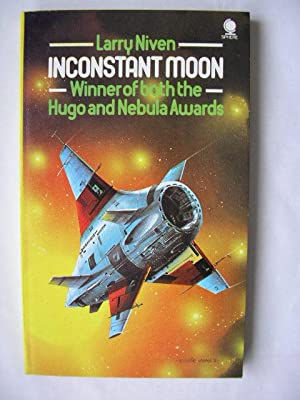 INCONSTANT MOON (Immaculate First UK Paperback Edition: Niven, Larry