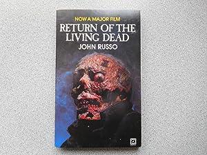 RETURN OF THE LIVING DEAD (Very Fine: Russo, John