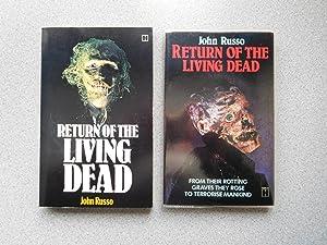 RETURN OF THE LIVING DEAD (Two Fine: Russo, John