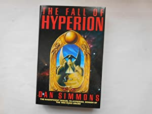 THE FALL OF HYPERION (Very Fine First: Simmons, Dan