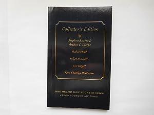 COLLECTOR'S EDITION: FIVE BRAND NEW SHORT STORIES: Stephen Baxter, Arthur