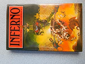 INFERNO (Pristine Signed First UK & Hardcover: Larry Niven, Jerry