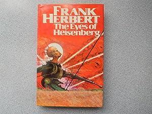 THE EYES OF HEISENBERG (Very Fine Signed: Herbert, Frank