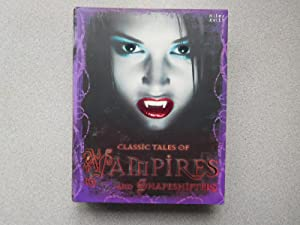 CLASSIC TALES OF VAMPIRES AND SHAPESHIFTERS (Very: Tig Thomas (Editor)