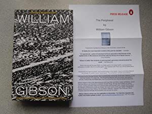 PERIPHERAL (Very Fine Uncorrected Proof): Gibson, William