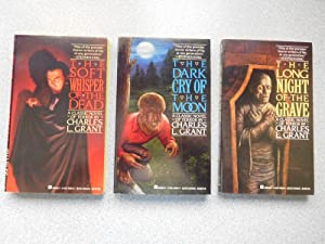 THE OXRUN TRILOGY: THE SOFT WHISPER OF: Grant, Charles L.