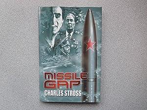MISSILE GAP (Pristine Copy): Stross, Charles