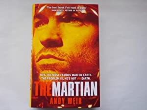 THE MARTIAN (Pristine Signed Limited Edition): Weir, Andy