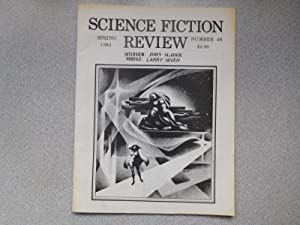 SCIENCE FICTION REVIEW, Issue 46, Spring 1983: Geis, Richard (Editor