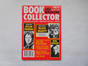 BOOK AND MAGAZINE COLLECTOR, Issue 132, March,: S Fowler Wright,