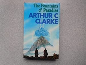 THE FOUNTAINS OF PARADISE (Pristine Signed First: Clarke, Arthur C.