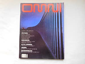 OMNI, Volume 1, Issue 1, October 1978: Bob Guccione (Editor)
