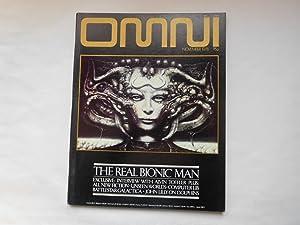 OMNI, Volume 1, Issue 2, November 1978: Bob Guccione (Editor)