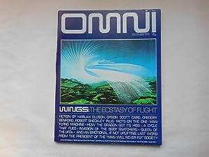 OMNI, Volume 1, Issue 3, December 1978: Bob Guccione (Editor)