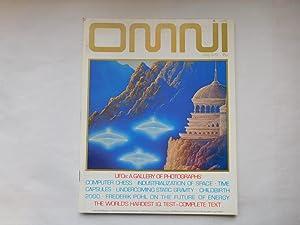 OMNI, Volume 1, Issue 7, ,April 1979: Bob Guccione (Editor)