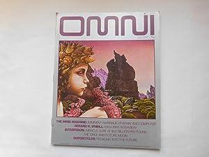OMNI, Volume 1, Issue 10, July 1979: Bob Guccione (Editor)