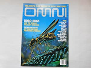 OMNI, Volume 12, Issue 8, May 1990: Bob Guccione (Editor)