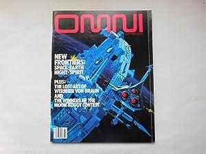 OMNI, Volume 9, Issue 10, July 1987: Bob Guccione (Editor)