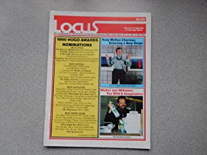 LOCUS: THE NEWSPAPER OF THE SCIENCE FICTION: Charles N Brown