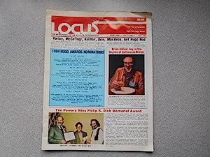 LOCUS: NEWSPAPER OF THE SCIENCE FICTION FIELD: Charles N Brown