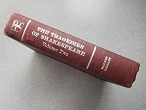 THE TRAGEDIES OF SHAKESPEARE Volume Two HAMLET,: Shakespeare, William