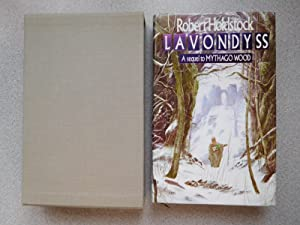 LAVONDYSS (Pristine Signed Slipcased Limited Edition): Holdstock, Robert (Alan
