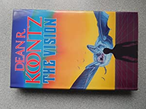 THE VISION (Pristine Copy with Signed Bookplate): Koontz, Dean R.