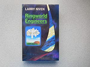 RINGWORLD ENGINEERS (Very Fine First UK Edition)): Niven, Larry