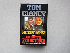 PATRIOT GAMES / THE HUNT FOR RED: Clancy, Tom
